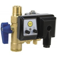 Timed drain Compressed air treatment